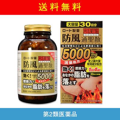 【第2類医薬品】新・ロート防風通聖散錠満量