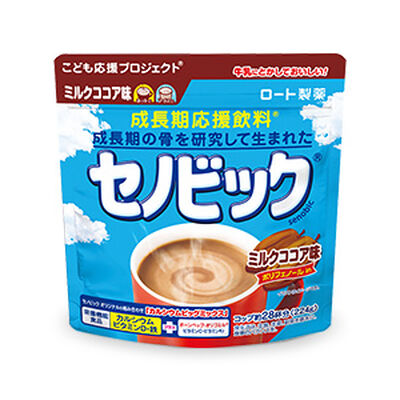 セノビック ミルクココア味
