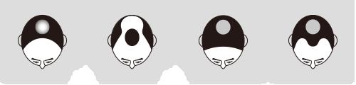 ※脱毛範囲が図示以上の場合、効果が得られない可能性があります。